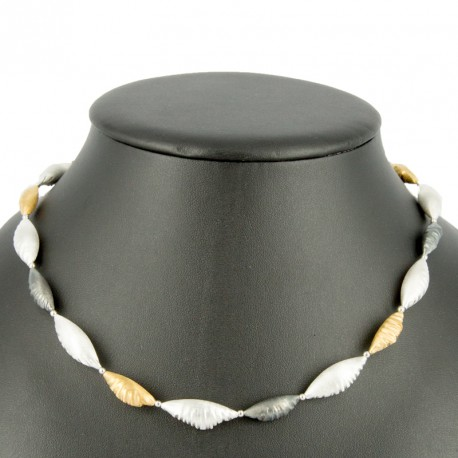 Necklace Muschel  Mix