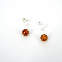 Esrstickers Baltic Amber and Silver